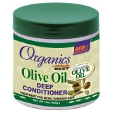 Africa's Best Organics Olive Oil Deep Conditioner  227gm