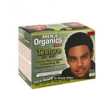 Africa's Best Organics Texturiser for Men- ONE STRENGTH ONLY