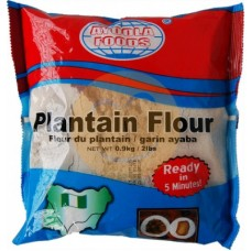 African Plantain Flour ONLY