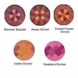 Black Opal BAKED BLUSH Bronzer(new names but similar)