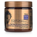 Dark & Lovely Naturally Tea Tree Oil Loc & Twist Butter