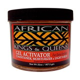 Kings & Queens Gel Activator 32oz