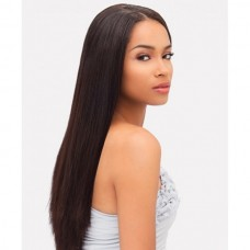 ILLUSION Synthetic Weave Straight 24 inch - Dark Brown only