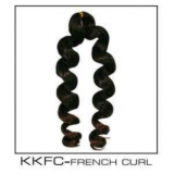 Synthetic BRAIDING Kanekalon French Curl