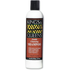 Kings & Queens Gentle Cleansing Shampoo 250ml