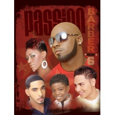 Barber Passion Styling Book Vol 6