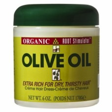 Organic Root Stimulator Olive Oil Cream Moisturiser 250ml